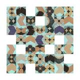 Art Kitchen - Graphic Blocks 3 *Exclusive* Obrazy