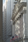 New York Stock Exchange, Wall Street, New York City, New York, Usa Photo autor Natalie Tepper