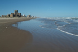 The Beach and Resort of South Padre Island, South Texas, Usa Photo by Natalie Tepper