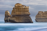 12 Apostles National Marine Park, Gibsons Beach, Port Campbell National Park, Princetown, Victoria Photographic Print by Cahir Davitt