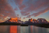 Chile, Torres Del Paine Photographic Print by Nigel Pavitt