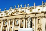 Europe, Italy, Lazio, Rome, Vatican City, UNESCO World Heritage Site Photographic Print by Christian Kober