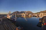 Commercial Docks at the Victoria and Alfred Waterfront, Cape Town Photo by Eric Schmiedl