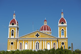 Nicaragua, Granada. the Cathedral of Granada. Photographic Print by Nick Laing