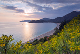 Turkey, Mediterranean, Aegean Turquoise Coast, Oludeniz Near Fethiye, Belcekiz Beach Photographic Print by Christian Kober