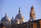 Italy, Veneto, Padua. Detail of the Basilica of St.Giustina. Photographic Print by Ken Scicluna