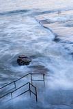 Tidal Outdoor Swimming Pool, Bude, Cornwall, England Photographic Print by Paul Harris