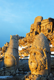 Turkey, Eastern Anatolia, Nemrut Dagi (Mount Nemrut), Unesco, Antiochos Sanctuary Photographic Print by Christian Kober