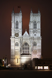 Westminster Abbey in the City of Westminster, London, England Photographic Print by David Bank