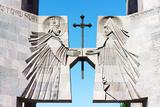 Eurasia, Caucasus Region, Armenia, Echmiatsin Cathedral, UNESCO World Heritage Site Photographic Print by Christian Kober