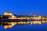 Europe, Poland, Gdansk and Pomerania, Torun, UNESCO Medieval Old Town, Vistula River Photographic Print by Christian Kober