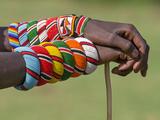 Kenya, Samburu County Fotografisk tryk af Nigel Pavitt