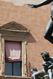 Architectural Detail of Statue Nettuno Photo by Julian Castle