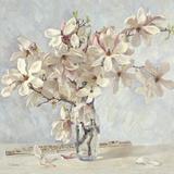 Magnolias Reproduction procédé giclée par Valeri Chuikov