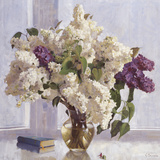 Lilac Mist II Giclee Print by Valeri Chuikov