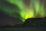 Arctic Circle, Lapland, Scandinavia, Sweden, Abisko National Park Photographic Print by Christian Kober