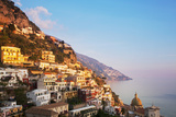 Italy, Amalfi Coast, Salerno Province. View of Positano. Photographic Print by Ken Scicluna