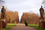 Germany, Berlin Brandenburg, Potsdam, Sanssouci. the Sanssouci Royal Park. Photographic Print by Ken Scicluna