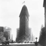 Edificio Flatiron Lámina giclée por  The Chelsea Collection