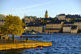 View of Sodermalm District in Stockholm, Sweden Photographic Print by Carlos Sanchez Pereyra