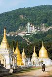 South East Asia, Myanmar, Pindaya Photographic Print by Christian Kober