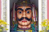 South East Asia, Singapore, Sri Mariamman Hindu Temple Photographic Print by Christian Kober