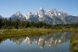 Grand Teton National Park, Teton County, Wyoming, Usa Photographic Print by John Warburton-lee