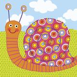 Sita The Snail Giclee Print by Jessie Eckel
