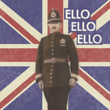 Plucky Brits III Impression giclée par  The Vintage Collection