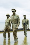 South East Asia, Philippines, Leyte, Tacloban, Macarthur Wwii Monument Photographic Print by Christian Kober