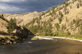 Middle Fork of the Salmon River, Frank Church River of No Return Wilderness, Idaho, Usa Photographic Print by John Warburton-lee