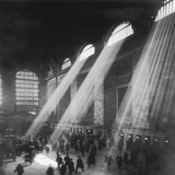 Grand Central Station, Evening Giclee Print by  The Chelsea Collection