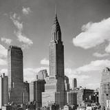 Chrysler Building Giclee Print by  Anonymous