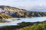 Eurasia, Caucasus Region, Armenia, Lesser Ararat Near Mt Ararat in Turkey. Photographic Print by Christian Kober