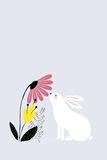 Lapui et Fleur Plakater af Myriam Tebbakha