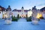 Czech Republic, Moravia, Valtice. Chateaux Valtice. Photographic Print by Ken Scicluna
