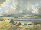 Innish Free, County Donegal Giclée-tryk af Maurice Wilks