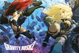 Gravity Rush- Key Art Affiches