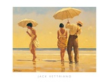 Mad Dogs Posters por Jack Vettriano