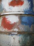 Aegean Brushstrokes IV Giclee Print by Tony Koukos
