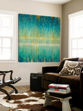 Rain Abstract I Posters by Danhui Nai
