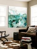 Mint Bubbles I Print by PI Studio