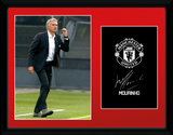 Manchester United - Mourinho 16/17 Mug Collector-tryk
