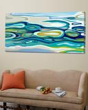 By The Sea Schilderijen van Liz Jardine