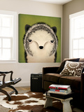 Baby Hedgehog Poster by Ryan Fowler