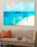 Coastal Blues 2 Posters av Jan Weiss