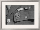 Corporal Jimmie Shohara's Ribbons Posters by Ansel Adams