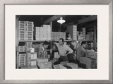 Warehouse, M. Ogi, Manager; S. Sugimoto, Manager of Co-Op; Bunkichi Hayashi Posters by Ansel Adams