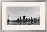 Volley Ball Game Prints by Ansel Adams