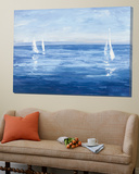 Open Sail Print by Julia Purinton